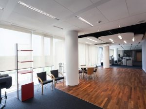 Commercial Window Treatments of All Kinds