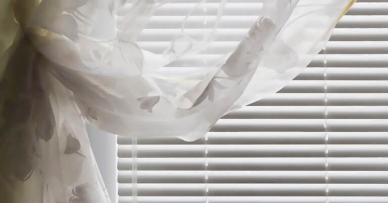 blinds vs. curtains